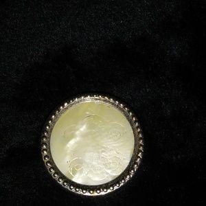 Jewelry - Vintage Magnetic Seamstress Brooch